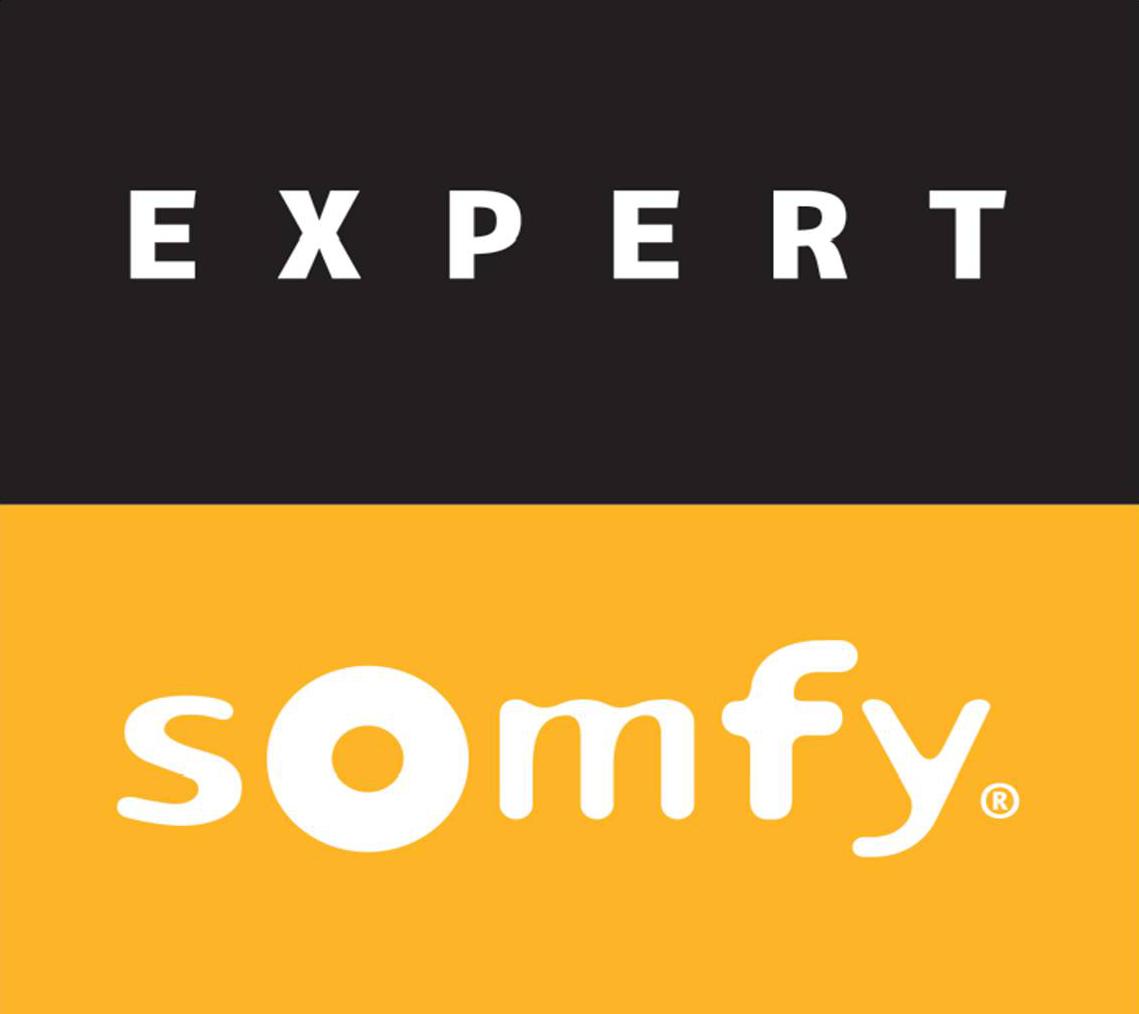 Logo Expert Somfy